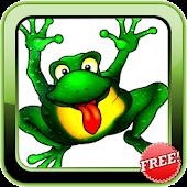 Crazy Frogs Dance
