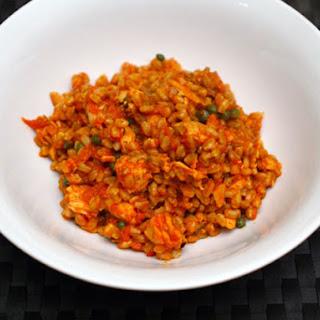 Lidia Bastianich'S Farro with Tuna and Tomatoes Recipe
