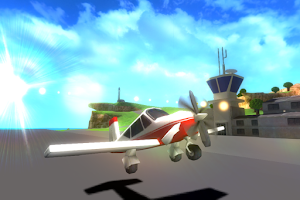 Screenshot of Airspin
