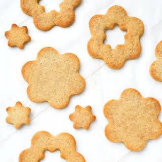 Lemon Sugar Cookies.