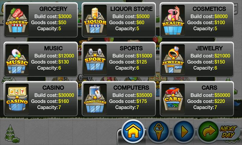 Shopping Town lite- screenshot