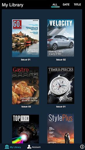 Editions Newsstand