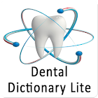 Dental dictionary icon