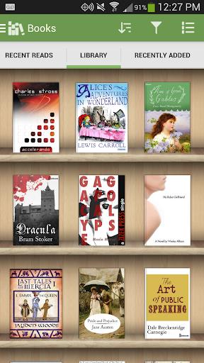 Aldiko Book Reader Premium v3.0.36