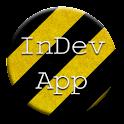 InDevApp logo