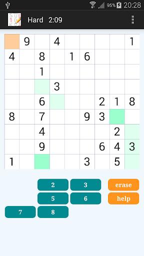 免費解謎App|數獨極端的自由|阿達玩APP
