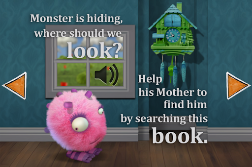 Where's my Monster