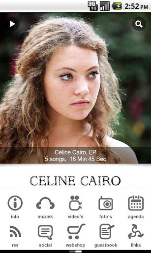 【免費商業App】Celine Cairo-APP點子