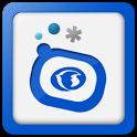 인터넷 통일방송 icon