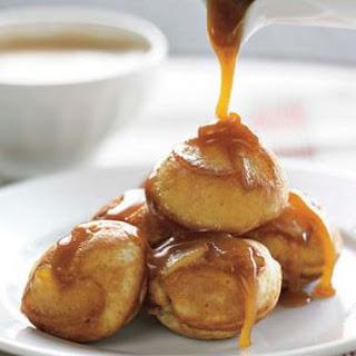 Tarte Tatin-Filled Pancakes