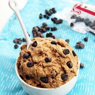 Healthy Cookie Dough!!.