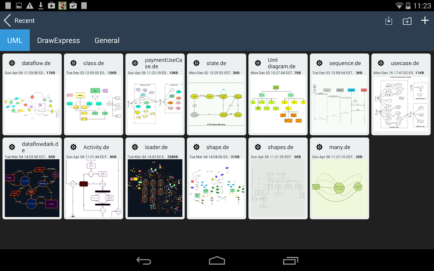 google diagram app drawexpress diagram - android apps on google play
