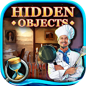 Restaurant. Hidden Object Game