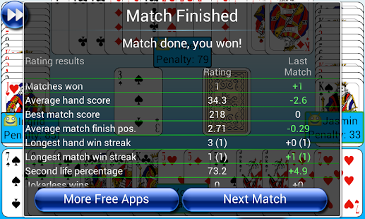 G4A: Indian Rummy - screenshot thumbnail