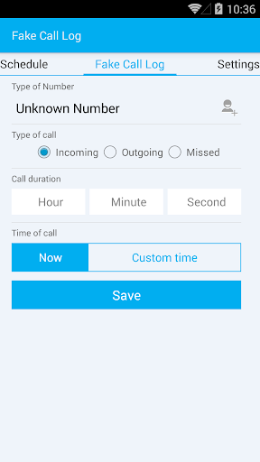 假的通話記錄