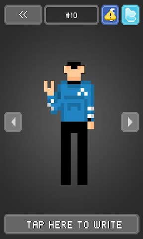 Screenshots for PixelWorld 2