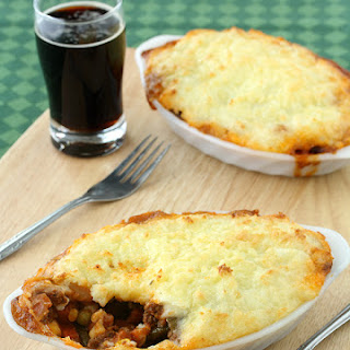 Guinness Shepherd's Pie For Two.