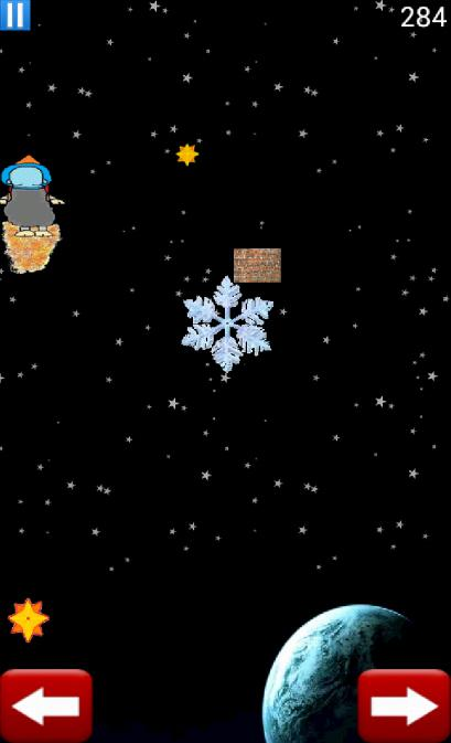 Sheep in Space- screenshot