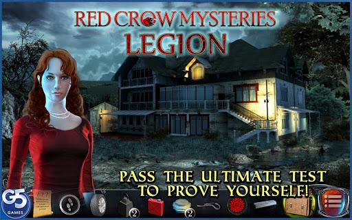 Red Crow Mysteries:Legion Full
