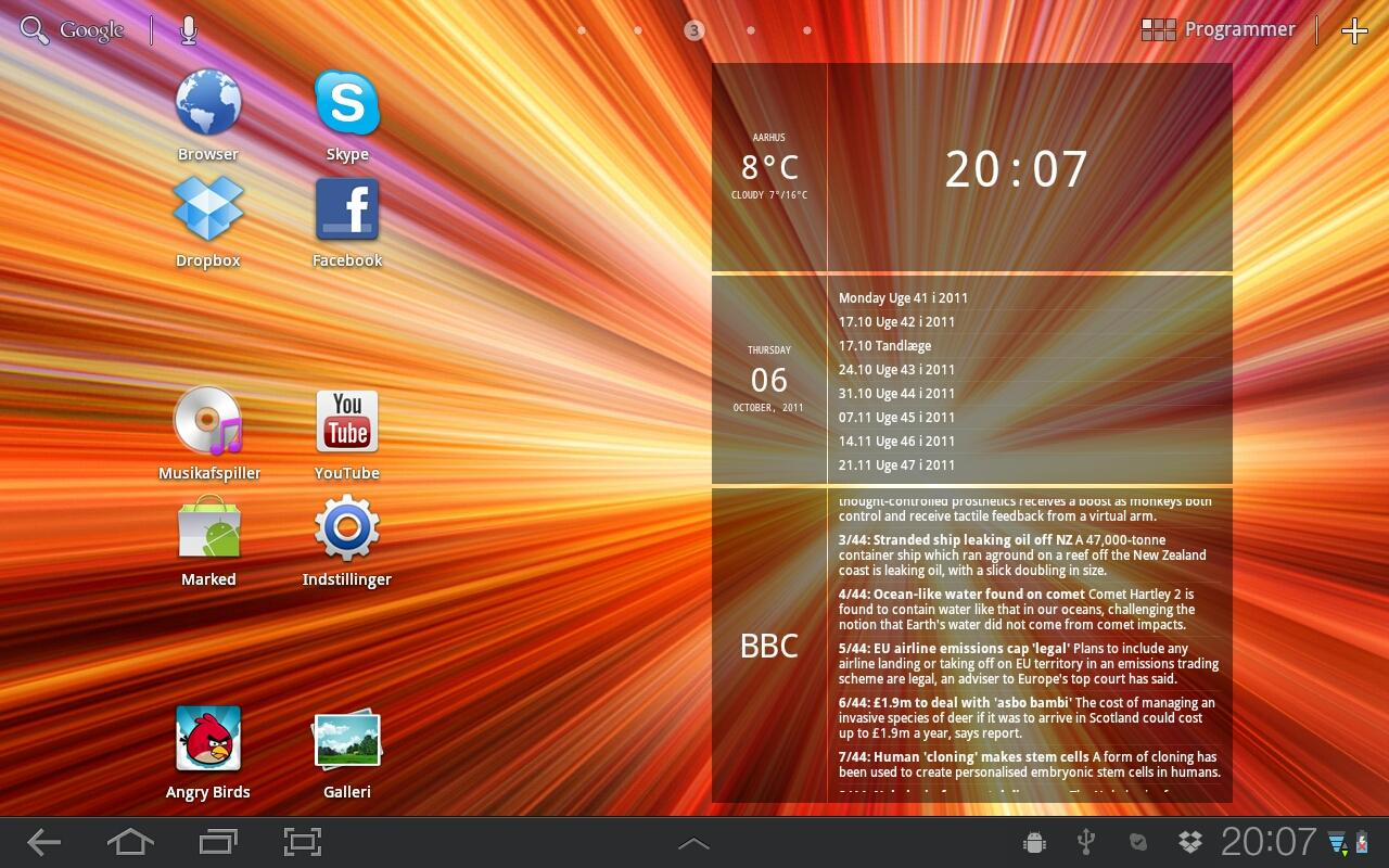 Glass Widgets Unlocker- screenshot