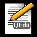 QEdit Code Editor ( Free ) icon