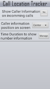Mobile Number Call Tracker v2.5