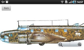 Screenshot of Aircraft of World War II