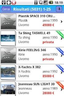 TrovoBarche- screenshot thumbnail