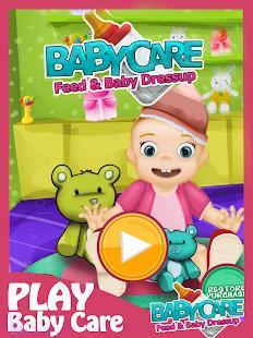 嬰兒護理 飼料 寶寶穿上盛裝