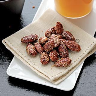 Chili-Spiced Almonds.