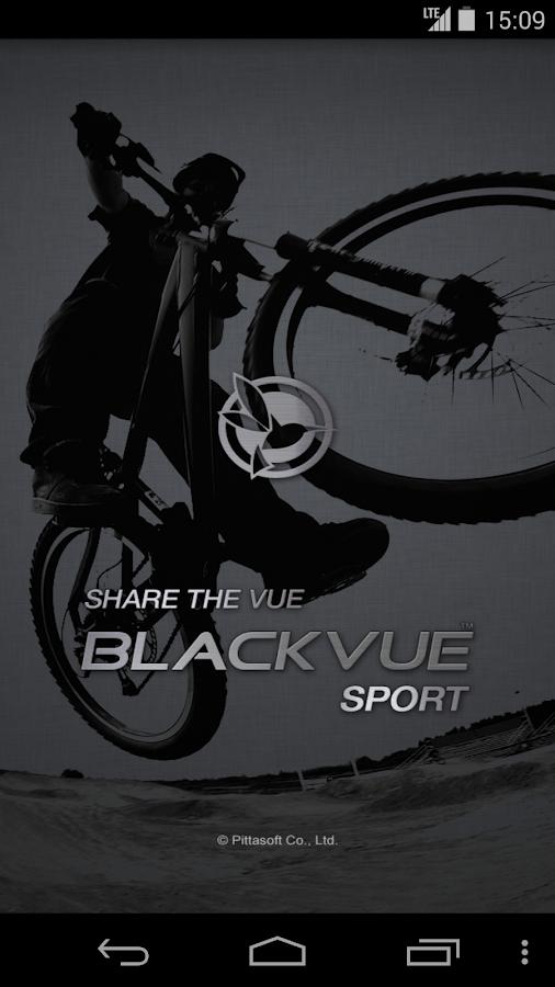 BlackVue Sport - screenshot
