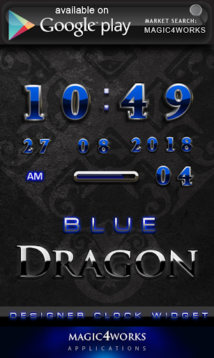 【免費娛樂App】live wallpaper B DRAGON-APP點子