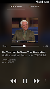 Jesse Duplantis Ministries - screenshot thumbnail