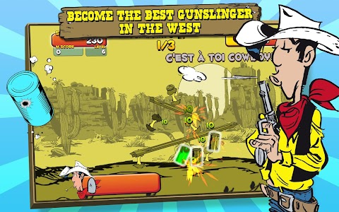 Lucky Luke Shoot & Hit v1.0