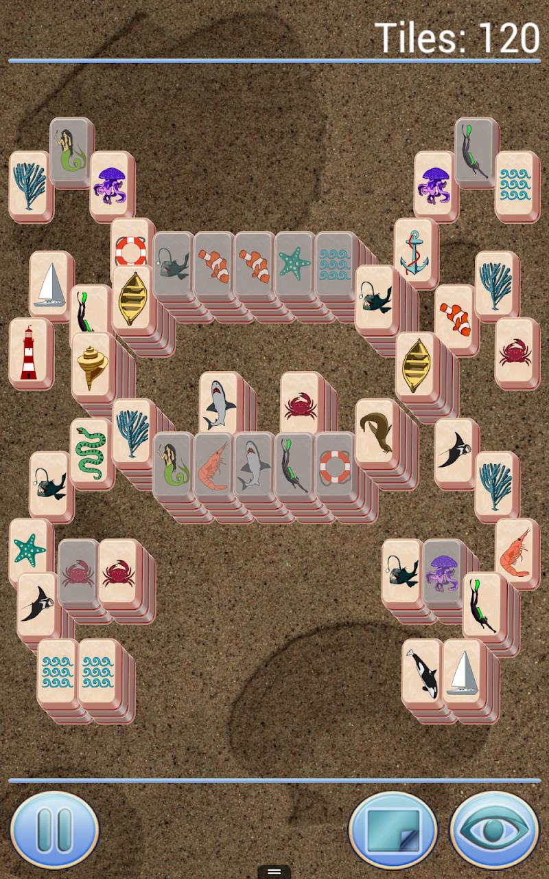 Mahjong 3 (Full) Screenshot 4