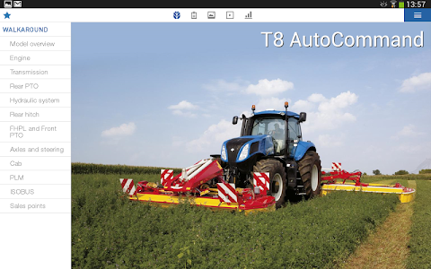 New Holland STST 3.0 screenshot 1
