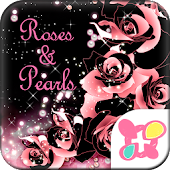 ★FREE THEMES★Roses & Pearls