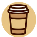 Coffee Run logo