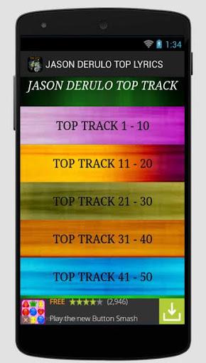 Jason Derulo Songs