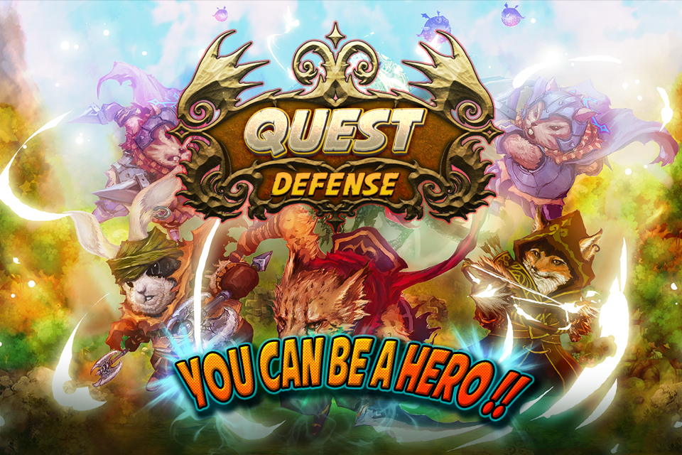 Quest Defense - Tower Defense - screenshot