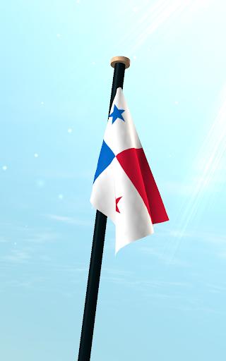 パナマフラグ3D無料ライブ壁紙|玩個人化App免費|玩APPs