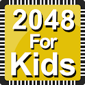 2048 for Kids icon