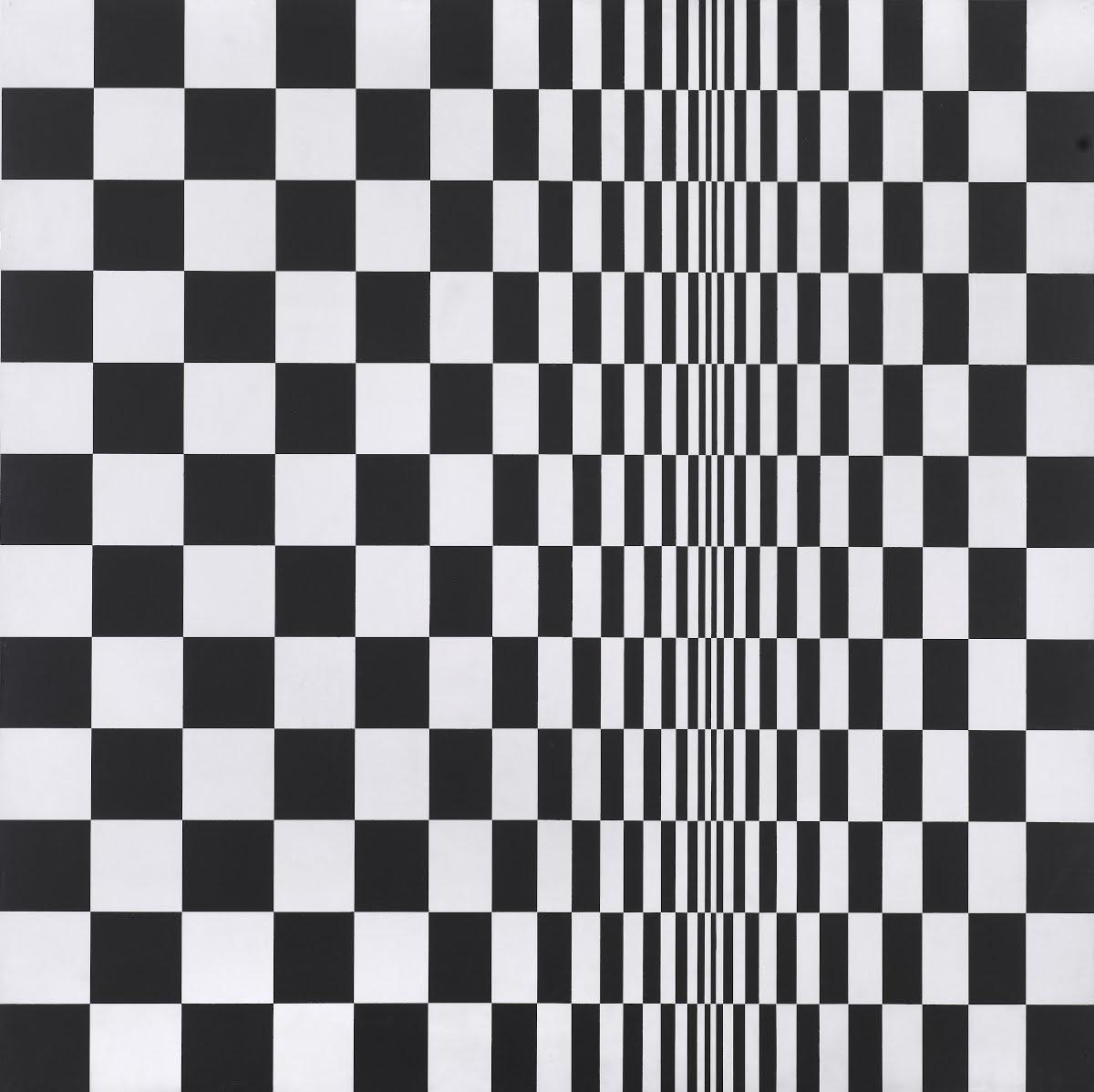 Resultado de imagen para bridget riley movement in squares