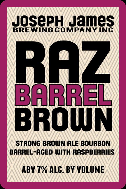 Logo of Joseph James Razbarrel Brown