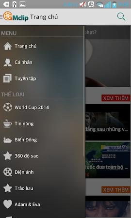 Mclip – Xem, tải Video Viettel 2.3 screenshot 334455