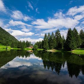 by Pol Lo Schienato - Landscapes Mountains & Hills