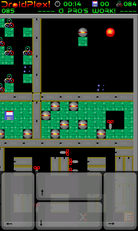 DroidPlex! (Expansion 1)- screenshot