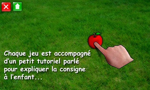 玩免費教育APP|下載Jeux éducatifs 4 - en français app不用錢|硬是要APP