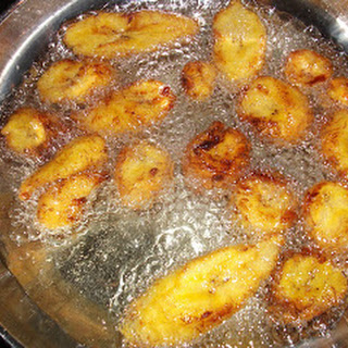 Fried Plantains.