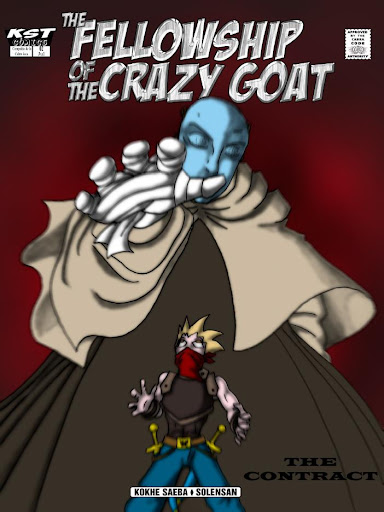 Fellowship of The Crazy Goat 2